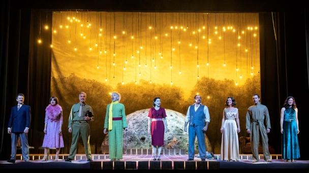 El musical Antoine se estrena en Madrid