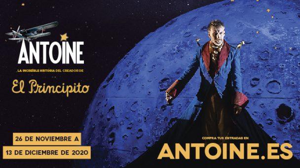 Antoine, una vida extraordinaria llevada al teatro