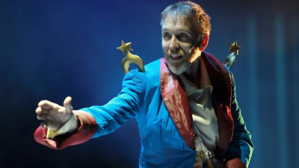 El musical Antoine en El Español
